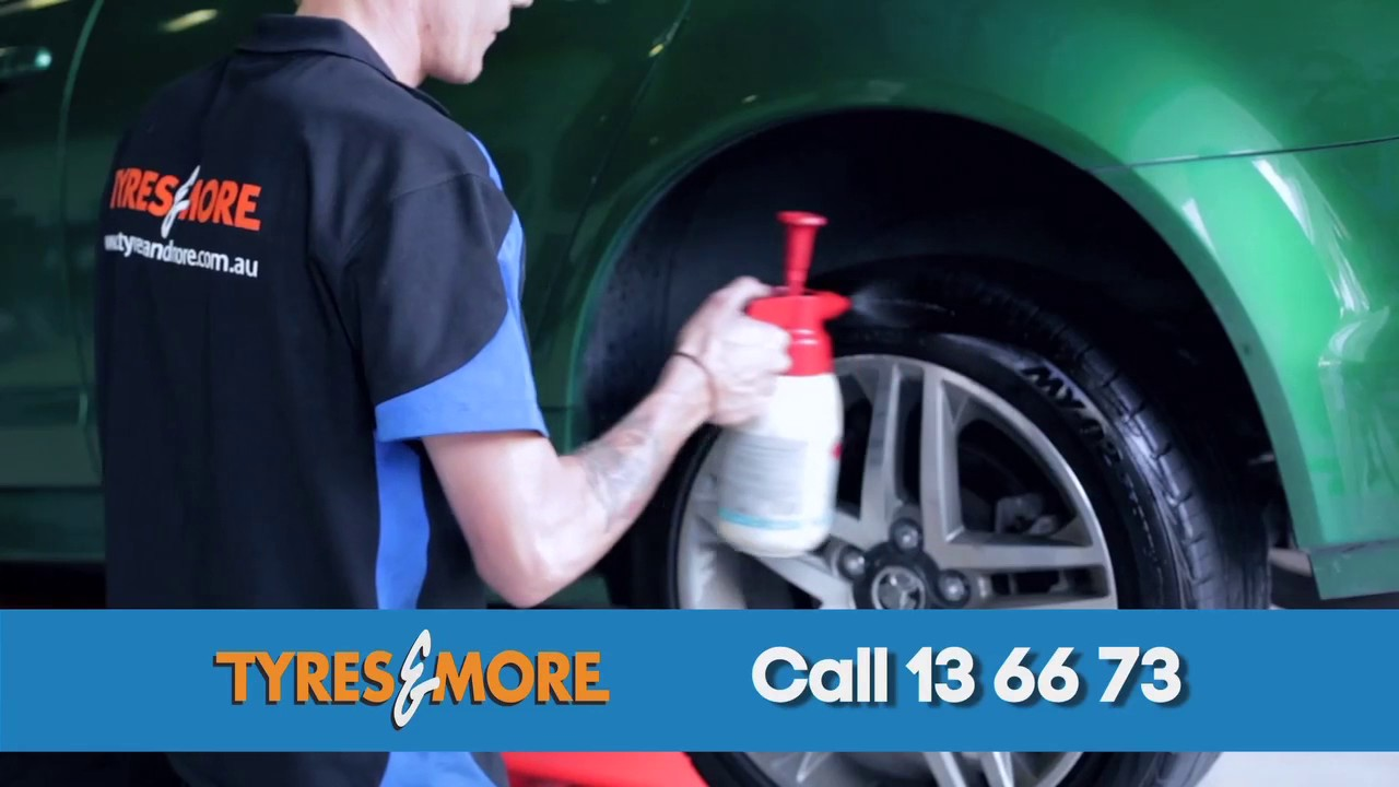 Tyres & More - Buy 3 Get 1 FREE