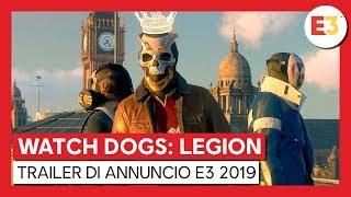 Trailer d'annuncio E3 2019 in italiano