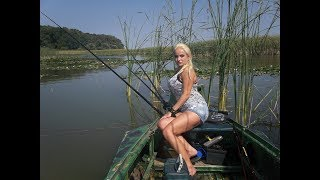 Вот это рыбалка такого вы еще не видели