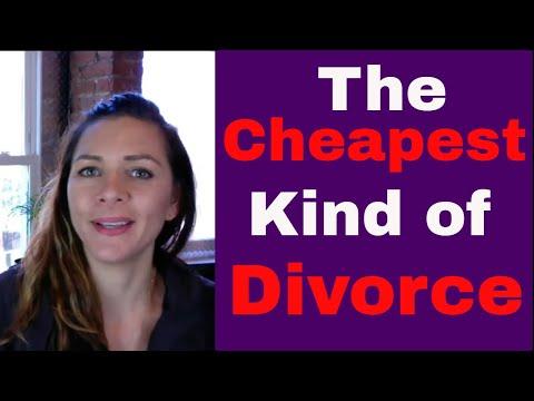 The Cheapest Kind of Divorce | Lynn Financial
