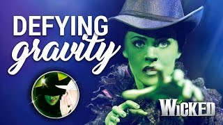 """Defying Gravity"" Performed by Rachel Tucker 