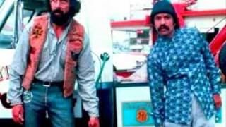 Cheech and Chong - Dave's Not Here.