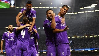 Ювентус - Реал Мадрид 1:4 Финал Лиги Чемпионов 2017 UEFA Champions League Final