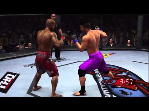 Видео № 1 из игры UFC Undisputed 2010 (Б/У) [PSP]