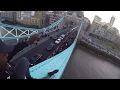 Le youtubeur CassOnline s'est filmé grimpant sur le Tower Bridge
