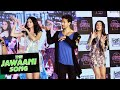 Tiger Shroff, Ananya And Tara LIVE DANCE On The Jawaani Song | Student Of The Year 2
