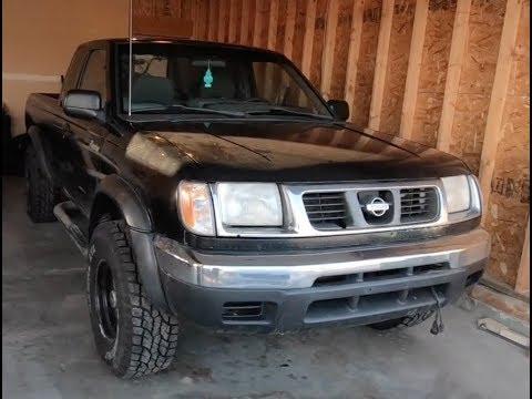 2000 Nissan Frontier - New Tires!