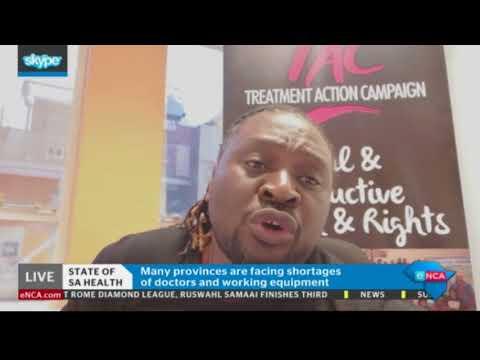 Are SA health facilities in crisis?