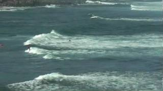 preview picture of video 'Ho'okipa Beach, Maui'