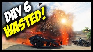 ► World of Tanks: No HEAT Here, Kappa! - A Day in WoT - Day 6