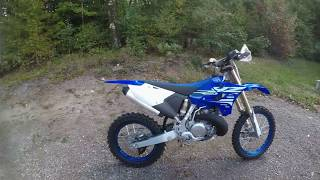 NEW BIKE!!!!!!! I bought a 2018 yz250x
