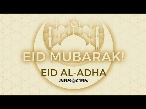 Pakikiisa sa Paggunita ng Eid al-Adha