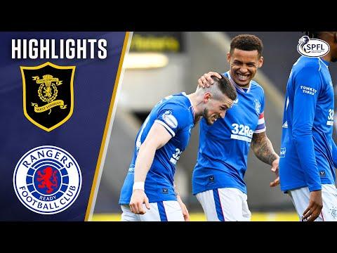 FC Livingston 0-3 FC Rangers