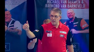 "Kim Huybrechts: ""Not a happy man"" after ""worst Belgium performance"" at the PDC World Cup"