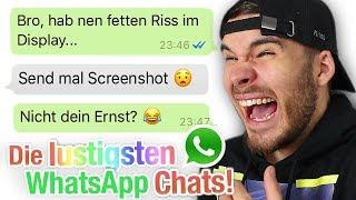 Die LUSTIGSTEN WhatsApp Chats der WELT! 😂