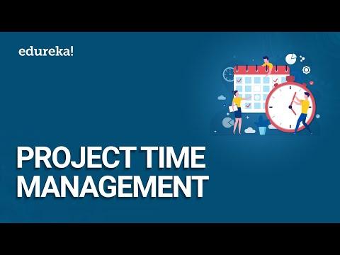 Project Time Management | Project Schedule Management | PMP ...