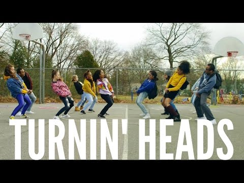 TURNIN HEADS - KIANA WOOD CHOREOGRAPHY
