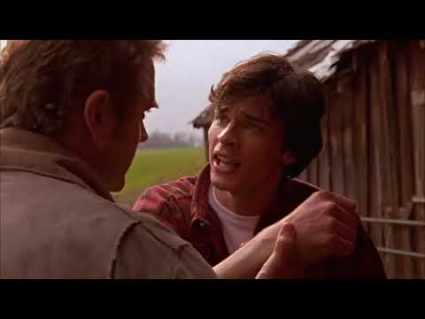 Smallville S1E01 Clark finds out he is from another planet #Watchtower ©WBTV