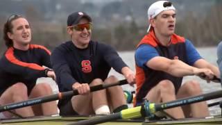 CuseTV No 15 Syracuse University Mens Rowing hosts No 6 Boston University