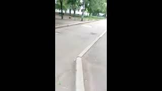Воронеж, быдло докапалось до детей.