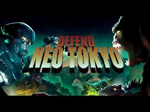Defend Neo Tokyo Trailer