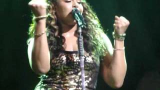Jordin Sparks - Watch You Go - Battlefield Tour Live at The House of Blues Houston