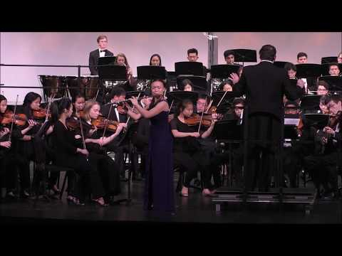 Khachaturian Flute Concerto 1st mvt with the MSM Philharmonic Orchestra as winner of 2016/2017 MSM PreCollege Concerto Competition.