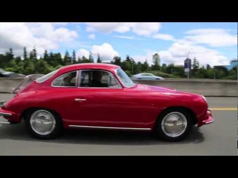 """Download 1964 Porsche 356 C Coupe  """" SOLD """"  Drage's International Classic Sales 206-533-9600 HD Mp4 3GP Video and MP3"""