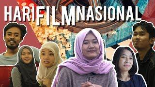 Tahu kah Anda Hari Film Nasional? Begini Keseruan Mereka saat Ditanya Mendadak soal Film