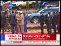 Raila ahudhuria mazishi ya Mzee Kenneth Matiba