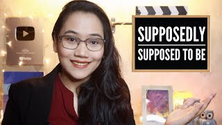 Grade 8 English | Supposedly or Supposed to Be – English Grammar | Team Lyqa