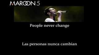 Maroon 5 - The Air That I Breathe HD Subtitulado Español English (lyrics)