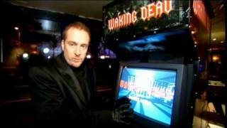 Derren Brown - Waking Dead Video game trick (zombies)
