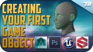How To Create A Basic Game Object From Start To Finish