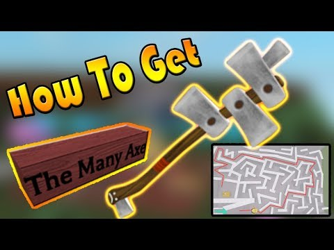 hqdefault - How To Get The Many Axe In Lumber Tycoon 2020
