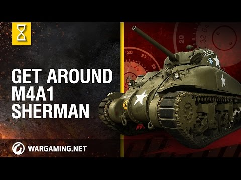 Inside the Chieftain's Hatch: M4A1 Sherman part 1