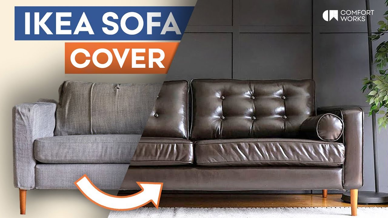 Couch Husse Replacement Ikea Sofa Covers | Redesign Your Ikea Sofa | Comfort Works