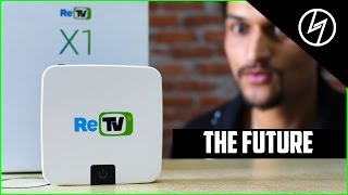 Convert Ordinary Tv into Smart TV using ReTV - Unboxing & Overview | CreatorShed