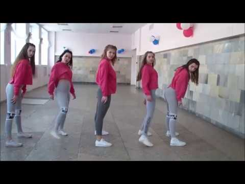 Танцевальный коллектив Heartbeat - DLBM. Miyagi & Эндшпиль - DLBM - Долбим cover dance