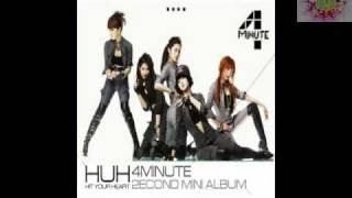 [MP3] 4Minute - *Invitation* [sub español][GKPOP]