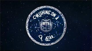 BTS (방탄소년단) - Wishing on a Star Lyrics (Kanji and English)