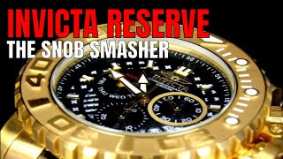 Invicta Watches : Invicta Reserve Watches for men
