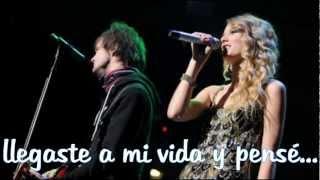 Two is better than one- Taylor Swift & Boys Like Girl (Traducida al español)