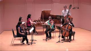 Mozart in E-flat: Brief note on the program
