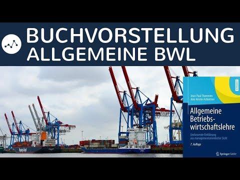 Buchvorstellung: Allgemeine BWL & Übungsbuch - Buchtipp von uns! :)