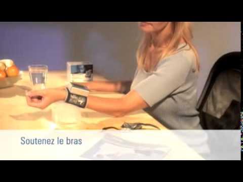 La pression artérielle agissant sur la circulation sanguine