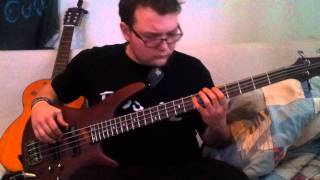 The Kooks Naive Bass Cover