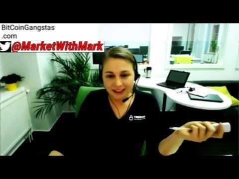 Satoshi Labs CEO Alena Vranova Crypto Talk BitCoin Wallet Interview (Pt.1/4)