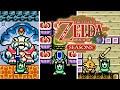 Zelda Oracle Of Seasons Linkando Os Jogos 16