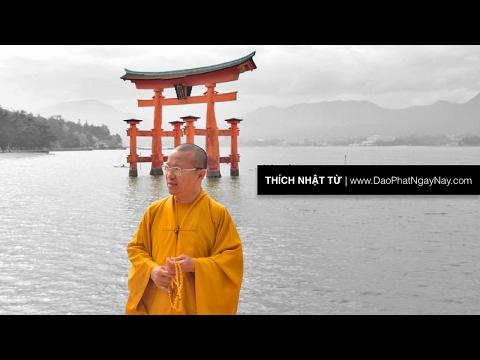 Xây chùa, đúc tượng, in kinh (12/03/2012) Thích Nhật Từ